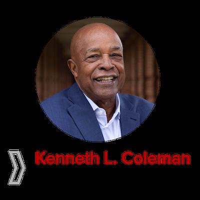 Ken Coleman (BSBA '65, MBA '72)