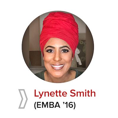 Lynette Smith (EMBA '16)