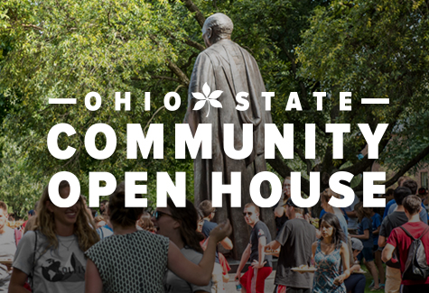Ohio State Community Open House