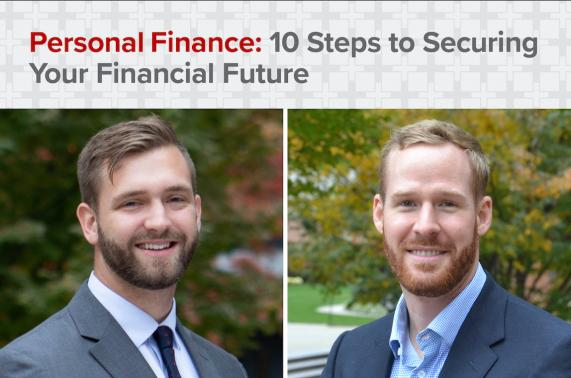 Personal Finance: 10 Steps to Securing Your Financial Future