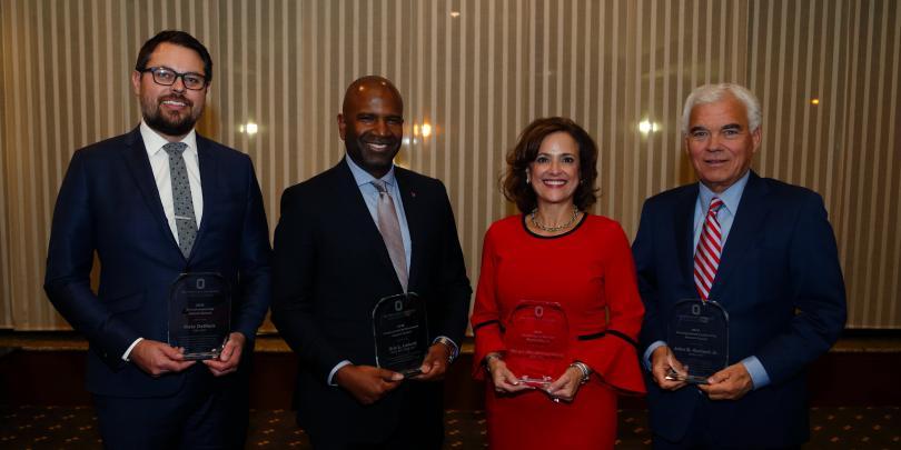 2018 Fisher Alumni Award Recipients