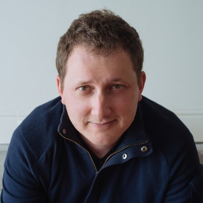 David Rogier headshot