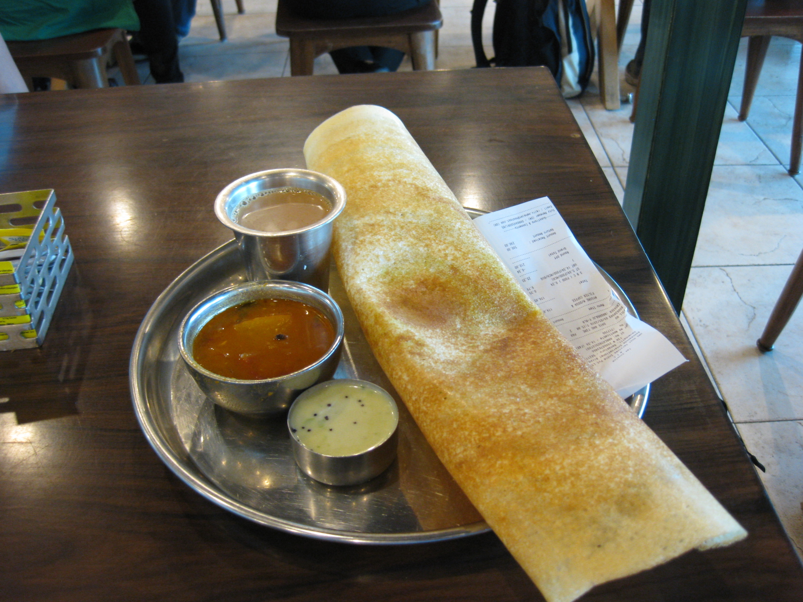 Dosa: Southern Indian Breakfast