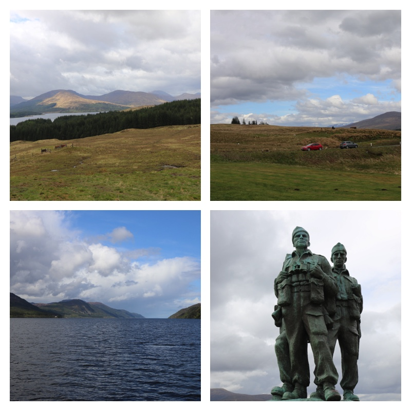 The beauty of Loch Ness