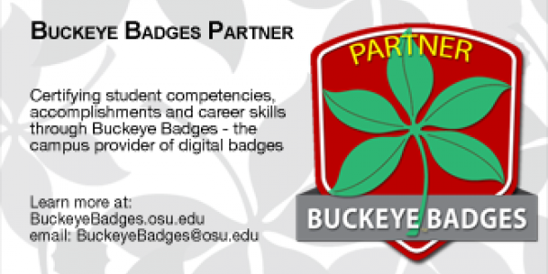 Buckeye Badge Partner Graphic