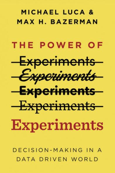 Power of Experiments book cover