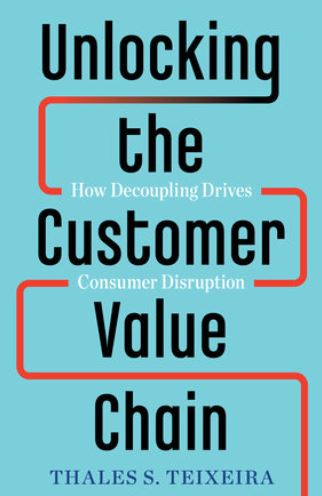 Unlocking the Customer Value Chain book cover