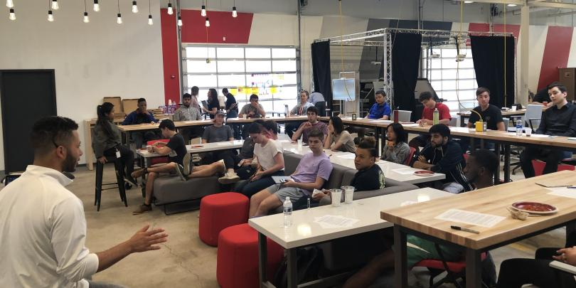 OnRamp Cohort Meeting
