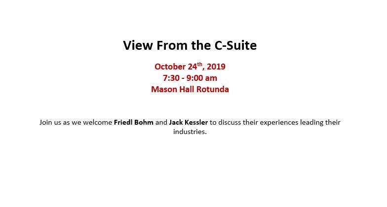C-Suite Invite