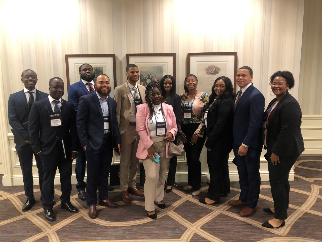 NABA Attendees