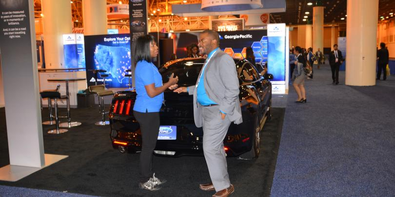 NBMBAA Conference Attendee
