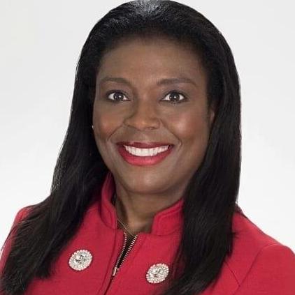Terina Matthews-Davis (MA '96, MLHR '98)