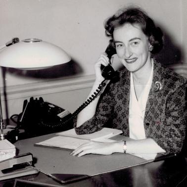 Marilyn Rogers Becker (BSBA '54): Leaving her legacy