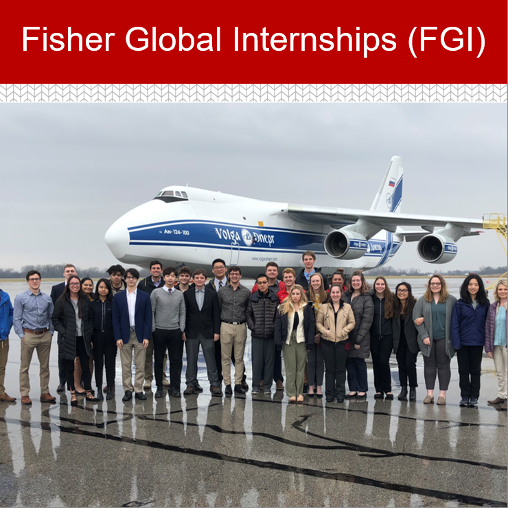 Fisher Global Internships