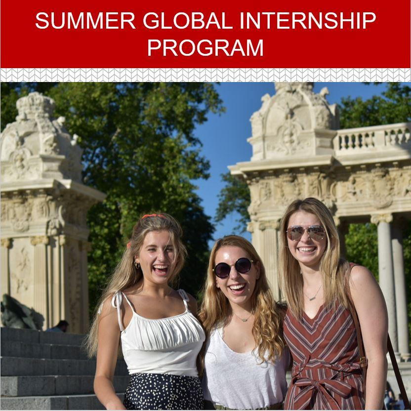 Summer Global Internship Program