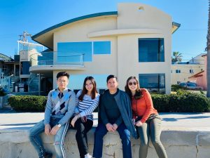 My Family in San Diego