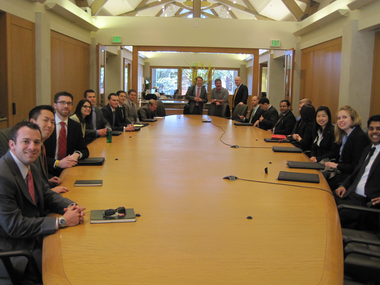 FEA members visit Kleiner Perkins