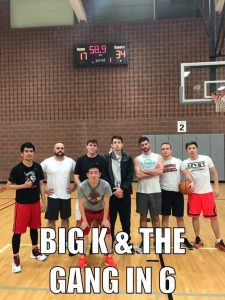 One of the internet's meme renditions of the team.