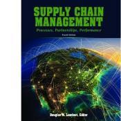 Supply Chain Management Book Douglas M. Lambert