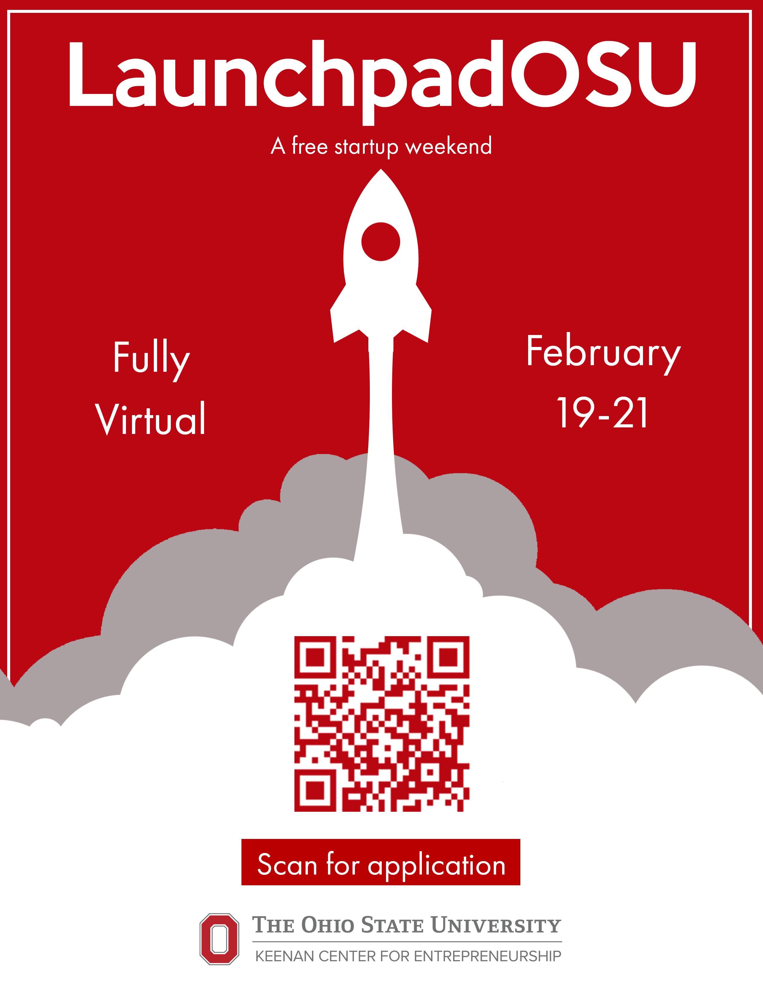 LaunchpadOSU Flyer