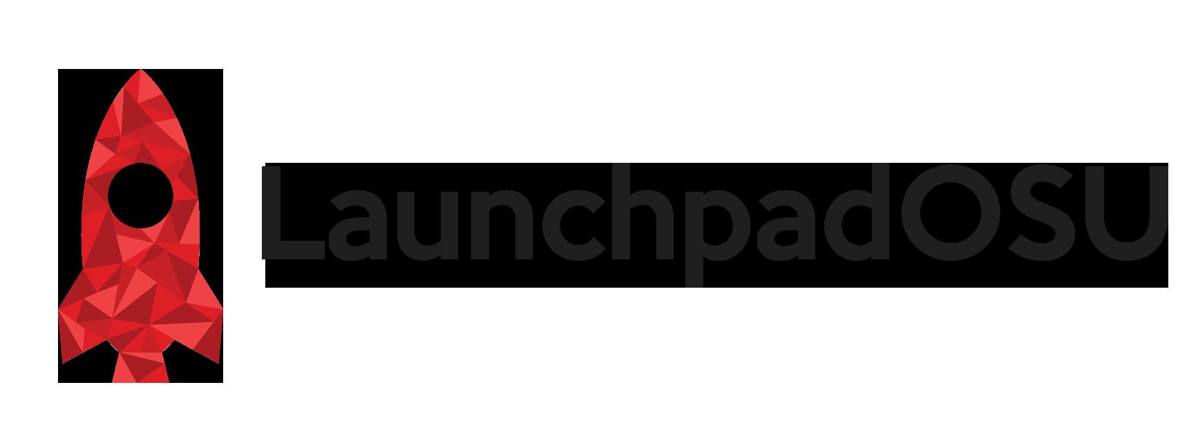Logo for LaunchpadOSU