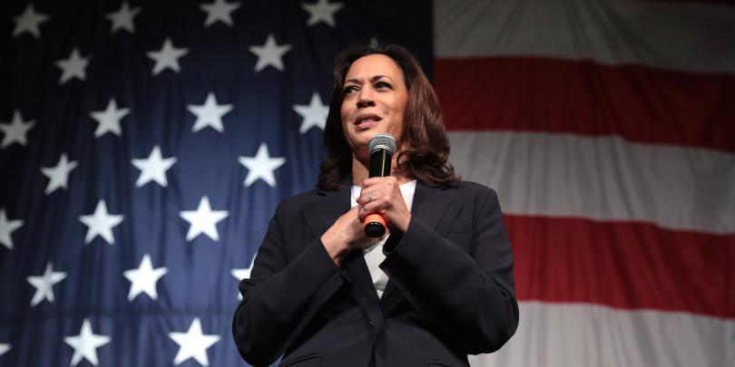 Kamala Harris, Democratic candidate for Vice President