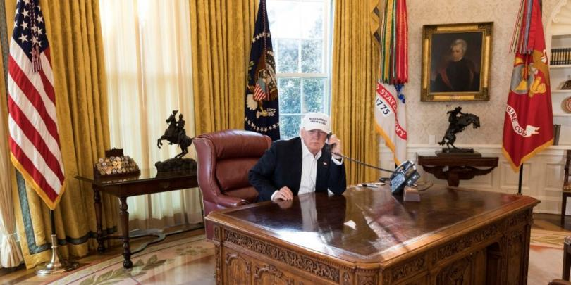 Our president and armchair psychology | Lead Read Today
