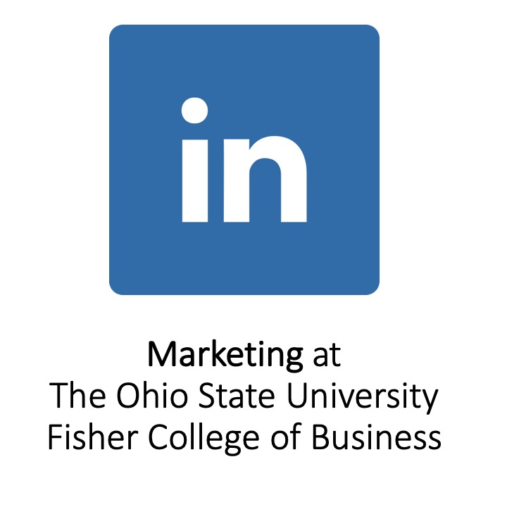 Marketing at The Ohio State University Fisher College of Business