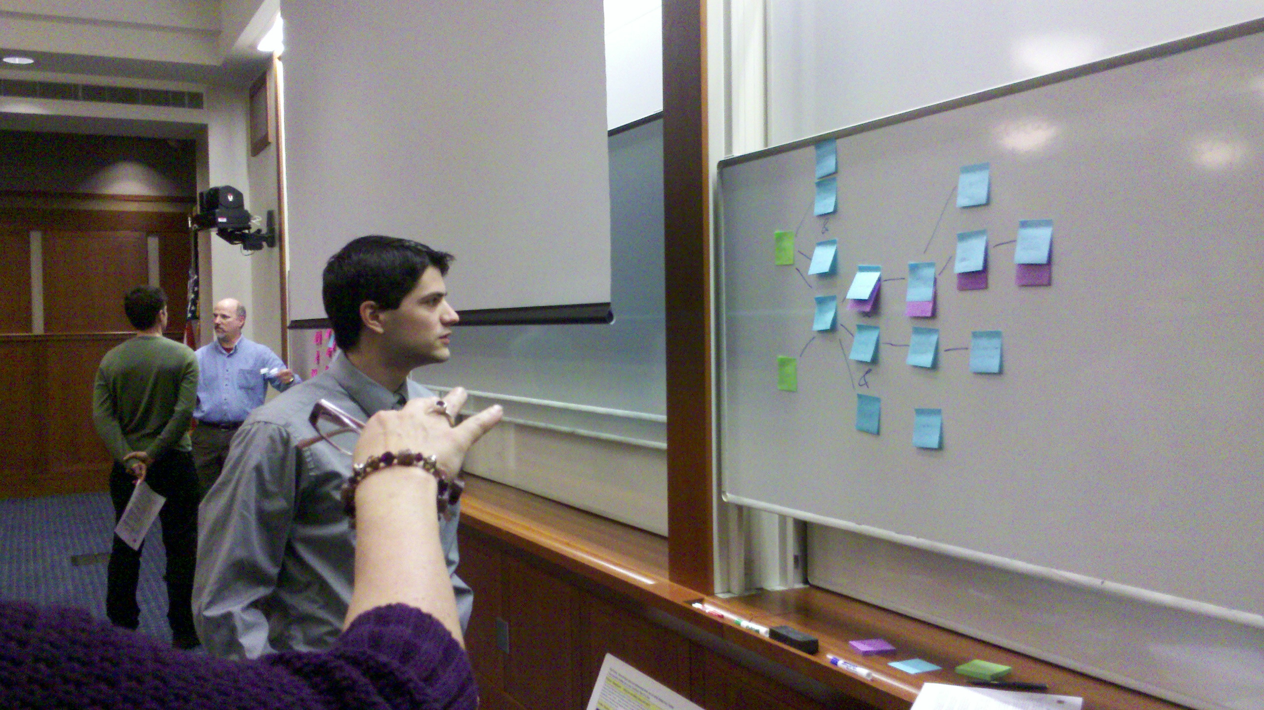 Fisher College COE cause mapping