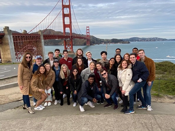 23rd Honors Cohort in San Francisco in January of 2020.