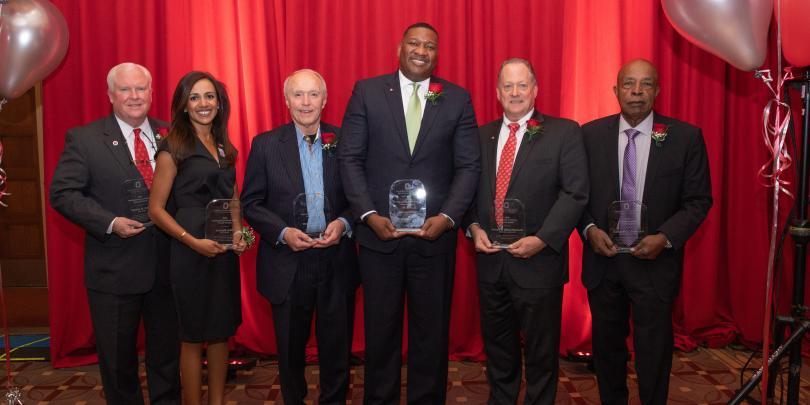 2019 Alumni Award recipients