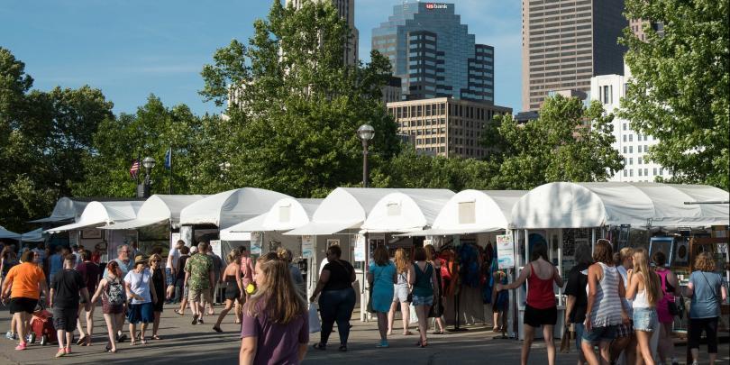 A community festival