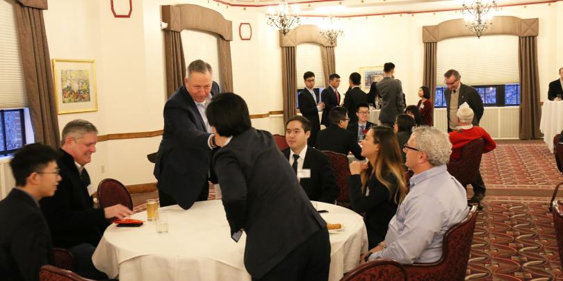 MBLE Networking and Leadership event