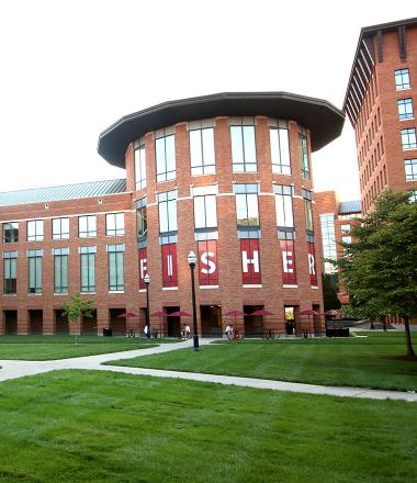 Fisher campus