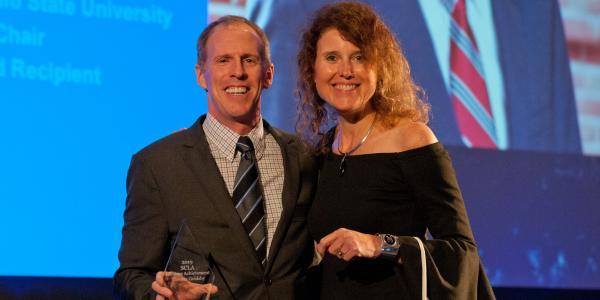 2019 - Goldsby Lifetime Achivement Award 2