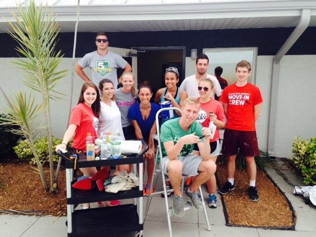 at the Glasser/Schoenbaum Human Services Centerin Sarasota, Florida 3