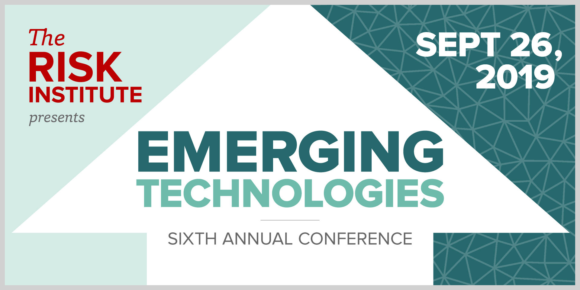image of emerging technologies conference banner