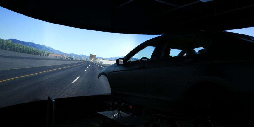 Distracted Driving Simulator