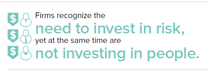invest in risk and people