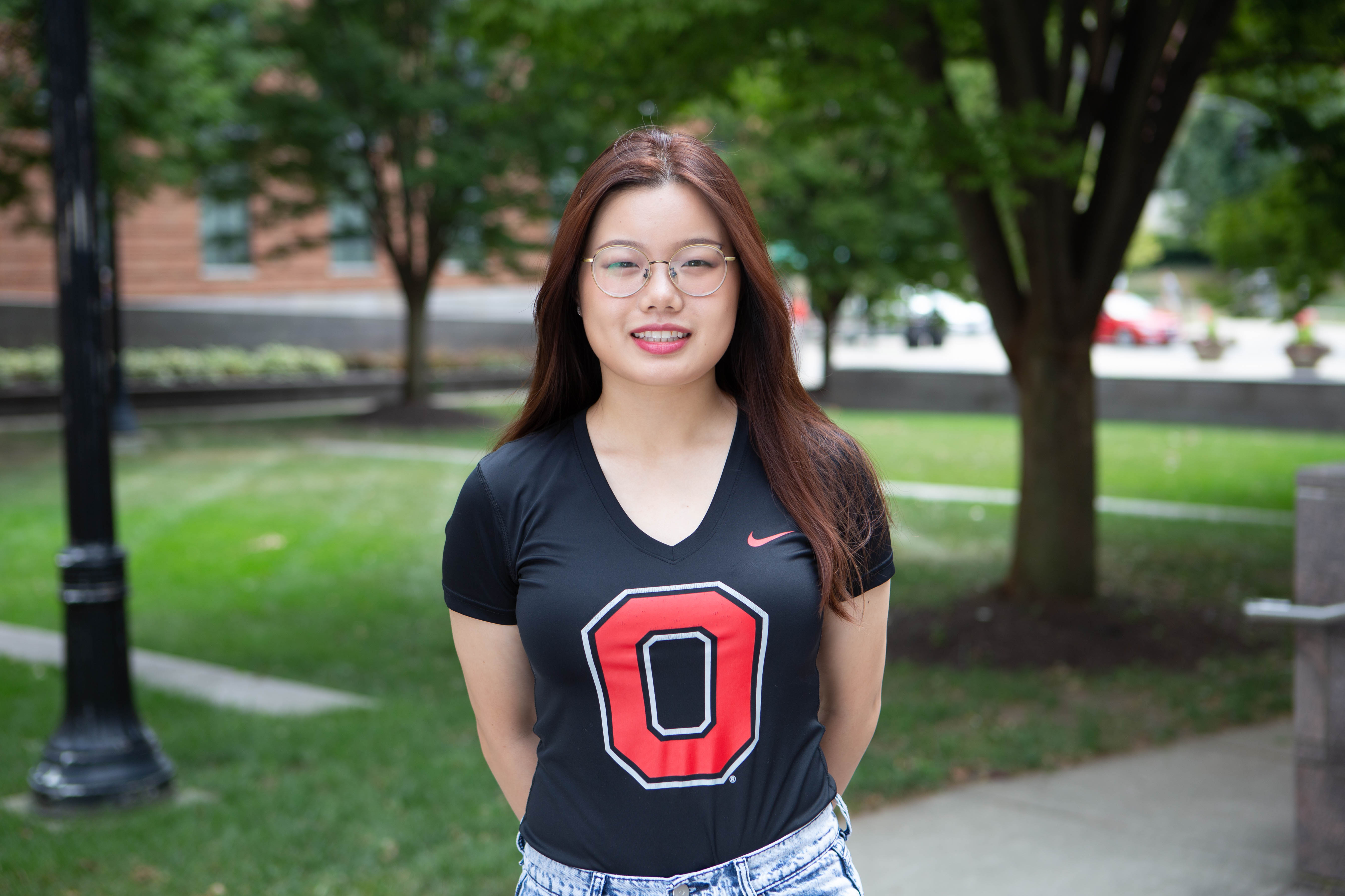 Photo of Siwei