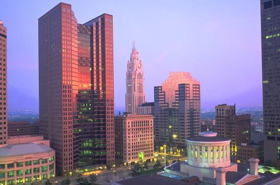 Photo of Columbus, Ohio skyline
